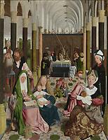 The Holy Kinship, Geertgen tot Sint Jans, c. 1495