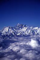 Mount Everest. Nepal Asia.