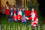 Santa Claus, Stuart Kelly Chairman and the Barradubh Tidy village committee are inviting everyone to the lightening of the Christmas Tree to start the festive season in the village on Friday front row l-r: Timmy O'Sullivan, Maria O'Sullivan, Claire Brosnan, Diane Healy, Back row: Tim Doherty, Jim Healy Con Murphy, Pat Kelleher, Tommy Finnegan, Maura O'Sullivan, Rebecca O'Sullivan, Tim Healy,