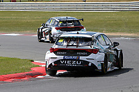 Rounds 3,4 & 5 of the 2020 British Touring Car Championship. #40 Árón Taylor-Smith. Team HARD. with HUB Financial Solutions. Cupra Leon.