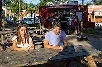 Austin's East 6th Street boast the World's Greatest Food Trailer Park boasting national culinary acclaim.