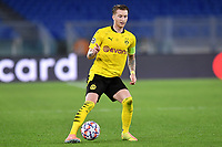 Marco Reus of Borussia Dortmund in action during the Champions League Group Stage F day 1 football match between SS Lazio and Borussia Dortmund at Olimpic stadium in Rome (Italy), October, 200 Italy, 2020. Photo Andrea Staccioli / Insidefoto