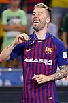 League LNFS 2018/2019.<br /> Play Off. Game: 5.<br /> FC Barcelona Lassa vs El Pozo Murcia: 3-2.<br /> Rivillos.
