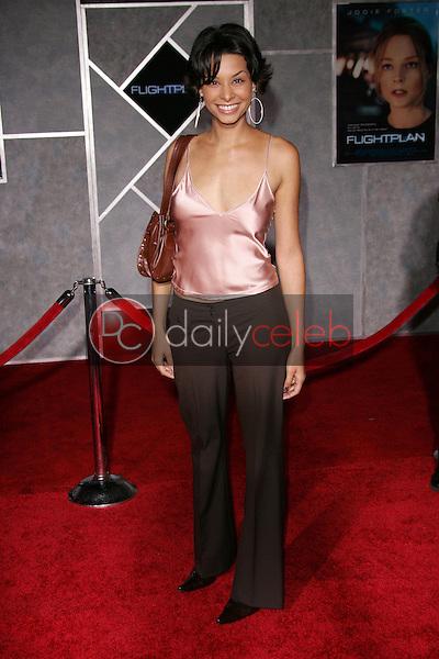 "Lara LaRue<br /> At the premiere of ""Flightplan"", El Capitan Theater, Hollywood, CA 09-19-05<br /> David Edwards/DailyCeleb.Com 818-249-4998"