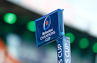 20th December 2020; The Sportsground, Galway, Connacht, Ireland; European Champions Cup Rugby, Connacht versus Bristol Bears; General view of the corner flag at The Sportsgrounds ahead of kick off between Connacht and Bristol Bears