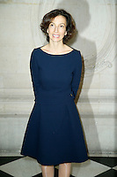 Paris, France September 27 : Audrey Azoulay attends the Christian Dior Ready To Wear Spring/Summer 2017 show as part of Paris Fashion Week on September 27; 2016 in Paris, France. # FASHION WEEK - PEOPLE AU DEFILE DIOR.