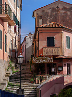 Trattoria Sciamadda, Poggio, Elba, Region Toskana, Provinz Livorno, Italien, Europa<br /> Region Tuscany, Province Livorno, Italy, Europe