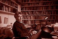 Tito Boeri, è un economista, accademico italiano, presidente dell'Istituto Nazionale della Previdenza Sociale dal 24 dicembre 2014 al 16 febbraio 2019.Milano, 20 febbraio 2005. Photo by Leonardo Cendamo/Gettyimages