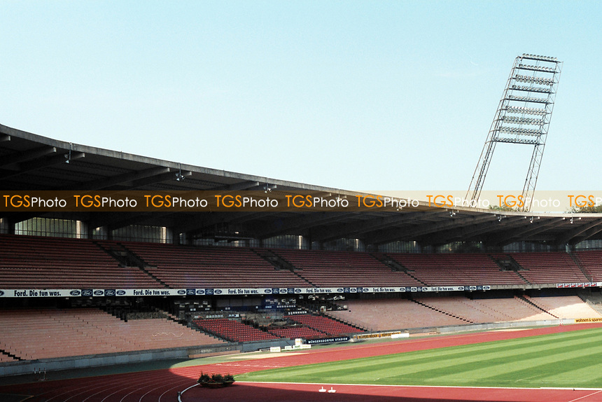 General view of FC Cologne, Mungersdorfer Stadion, Lindenthal, Koln, Germany pictured on 20th September 1994