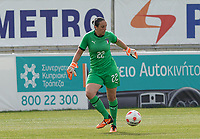 20180305 - LARNACA , CYPRUS : Italian Rosalia Pipitone pictured during a women's soccer game between Finland and Italy , on monday 5 March 2018 at the AEK Arena in Larnaca , Cyprus . This is the third game in group A for Finland and Italy during the Cyprus Womens Cup , a prestigious women soccer tournament as a preparation on the World Cup 2019 qualification duels. PHOTO SPORTPIX.BE | DAVID CATRY