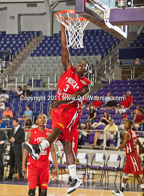 2011 THSCA All-Star Basketball Game