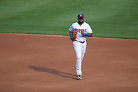 Buffalo Bisons Socrates Brito (51) during an International League game against the Syracuse Mets on June 29, 2019 at Sahlen Field in Buffalo, New York.  Buffalo defeated Syracuse 9-3.  (Mike Janes/Four Seam Images)