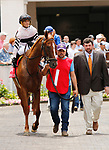 June 26,, 2021: #1 Point Of Honor in the Fluer De Lis  at Churchill Downs.  Louisville, KY on June 26, 2021.  Candice Chavez/ESW/CSM