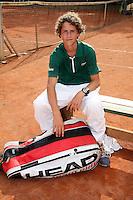 11-8-07, Alphen aan den Rijn, Nationale junior kampioenschappen, De tennistas van Moos Sporken