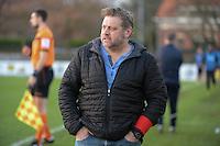 SCT Menen - Olsa Brakel :<br /> trainer Pascal Verriest is terug bij SCT Menen<br /> <br /> Foto VDB / Bart Vandenbroucke