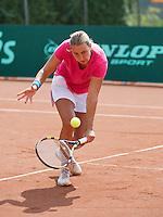 2013-08-17, Netherlands, Raalte,  TV Ramele, Tennis, NRTK 2013, National Ranking Tennis Champ, Danielle Harmsen <br /> <br /> Photo: Henk Koster