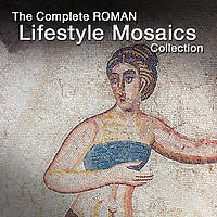 Pictures of Roman Mosaics of Romans Lifestyle - Pictures & Images -