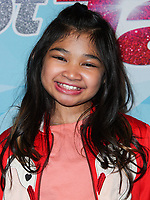HOLLYWOOD, LOS ANGELES, CA, USA - AUGUST 15: Angelica Hale arrives at NBC's 'America's Got Talent' Season 12 Live Show held at Dolby Theatre on August 15, 2017 in Hollywood, Los Angeles, California, United States. (Photo by Xavier Collin/Celebrity Monitor)