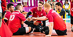 Jesse Buckingham, Jesse Ward,and Darek Symonowics, Lima 2019 - Sitting Volleyball // Volleyball assis.<br />