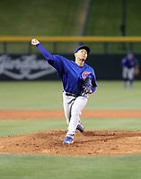 Jen-Ho Tseng - Chicago Cubs 2019 spring training (Bill Mitchell)
