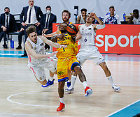 2021.01.31 ACB Real Madrid Baloncesto VS Gran Canaria