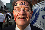 © Joel Goodman - 07973 332324 . 19/06/2011 . Manchester , UK . Cllr PAT KARNEY . Thousands of Mancunians line the streets of Manchester City Centre to watch the annual Manchester Day Parade, which celebrates Manchester life and culture . Photo credit : Joel Goodman