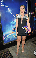 """Larissa Eddie at the """"Back to the Future The Musical"""" press night, Adelphi Theatre, The Strand, on Monday 13th September 2021 in Londomn, England, UK. <br /> CAP/CAN<br /> ©CAN/Capital Pictures"""