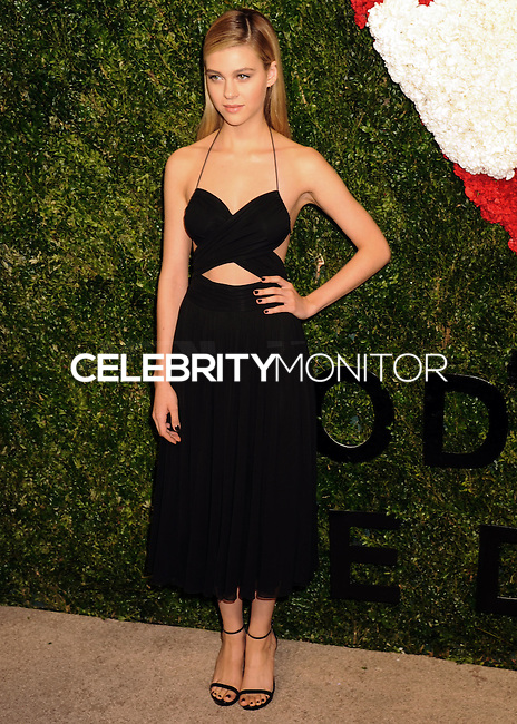 NEW YORK CITY, NY, USA - OCTOBER 16: Nicola Peltz arrives at the God's Love We Deliver, Golden Heart Awards held at Spring Studios on October 16, 2014 in New York City, New York, United States. (Photo by Celebrity Monitor)