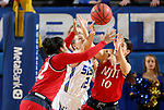 New Jersey Institute of Technology at South Dakota State University Women's Basketball