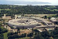 - Consortium for Scientific and Technological Research in Trieste, Science Park area of Padriciano; Synchrotron ELETTRA....- Consorzio per la Ricerca Scientifica e Tecnologica di Trieste, area Science Park di Padriciano; sincrotrone ELETTRA