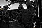 Front seat view of a 2018 BMW X1 xDrive28i 5 Door SUV front seat car photos