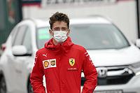 2nd September 2021: Circuit Zandvoort,  Zandvoort, Netherlands; Charles Leclerc MCO 16 , Scuderia Ferrari Mission Winnow Formula 1 Heineken Dutch Grand Prix 2021, 13th round of the 2021 FIA Formula One World Championship