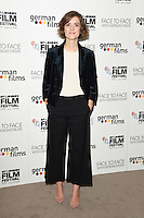 """Liv Lisa Fries<br /> at the London Film Festival 2016 premiere of """"Queen of Katwe"""" at the Odeon Leicester Square, London.<br /> <br /> <br /> ©Ash Knotek  D3168  09/10/2016"""