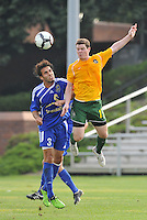 Andreas Arango (#3 minn), Mike Amberlsey...AC St Louis and NSC Minnesota Stars played to a 2-2 tie at Anheuser-Busch Soccer Park, Fenton, Missouri.
