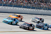 NASCAR Xfinity Series<br /> Sparks Energy 300<br /> Talladega Superspeedway, Talladega, AL USA<br /> Saturday 6 May 2017<br /> Aric Almirola, Fresh From Florida Ford Mustang Erik Jones, Reser's American Classic Toyota Camry<br /> World Copyright: Matthew T. Thacker<br /> LAT Images<br /> ref: Digital Image 17TAL1mt1230