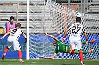 Mg Como 11/09/2021 - campionato di calcio serie B / Como-Ascoli / photo Image Sport/Insidefoto<br /> nella foto: gol Federico Dionisi