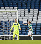 Gary Mackay-Steven celebrates after scoring in the first minute