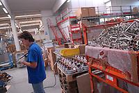 - Hermann plant in Pontenure (Piacenza), production of boilers for the domestic heating ....- stabilimento Hermann a Pontenure (Piacenza), produzione di caldaie per il riscaldamento domestico
