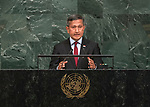 72 General Debate – 23rd of September  2017<br /> <br /> H.E. Vivian BALAKRISHNAN<br /> Minister for Foreign Affairs of<br /> SINGAPORE