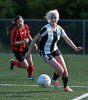 140810 Women's Football - Karori v Brooklyn Northern United