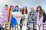 Rory Dalton, Padraig O'Sullivan, Dillon O'Sullivan, Chloe Casey, Billy Daly, Sean Hurley, Cian O'Shea. from Ms Joan Holland's Class  Ardfert NS in rehearsals for the Nativity at the christmas feat on Friday.