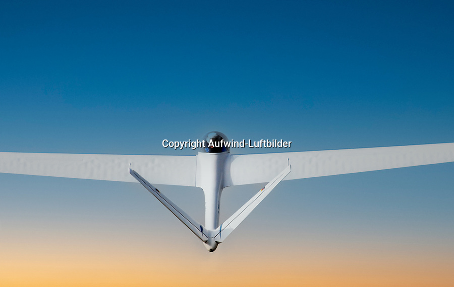 Segelflugzeug vom Typ Greif 2