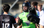 Leon Hayward. Men's North v South hockey match, St Pauls Collegiate, Hamilton, New Zealand. Saturday 17 April 2021 Photo: Simon Watts/www.bwmedia.co.nz