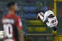 Db Cremona 22/09/2021 - campionato di calcio serie B / Cremonese-Perugia / photo Image Sport/Insidefoto<br /> nella foto: esultanza gol Christian Kouan