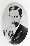 Undated - Niijima Jo (1843-1890), US name Joseph Hardy Neesima was a Japanese educator of the Meiji era, the founder of Doshisha University. When the Iwakura Mission visited the United States on its around-the-world expedition, he assisted as an interpreter. (Photo by Kingendai Photo Library/AFLO)