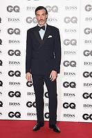 Richard Biedu<br /> at the GQ Men of the Year Awards 2018 at the Tate Modern, London<br /> <br /> ©Ash Knotek  D3427  05/09/2018