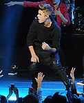 Justin Bieber performs at the KIIS FM Jingle Ball Night 2 held at Nokia Live in Los Angeles, California on December 02,2012                                                                   Copyright 2012 DVS / RockinExposures