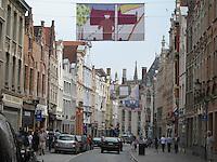 National Day in Brugge, Belgium