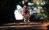 Pix: Michael Steele/SWpix.com. Cycling. Chris Boardman  1996...COPYWRIGHT PICTURE>>SIMON WILKINSON>>01943 436649>>..Cyclist Chris Boardman pictured in Cheshire in 1996.