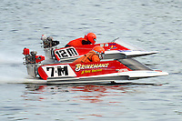 7-M and 12-M   (Outboard Hydroplane)